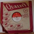 DAVID MOCWANE - Over the line / B.G. bazaar - 78 rpm