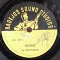 DRAVODUN - Okodie / Jeke - 78 rpm
