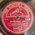XAVIER CUGAT WALDORF ASTORIA ORCHESTRA / OSCAR DE - Guitarra romana / Si me pudieras querer - 78 rpm