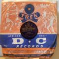 MODERN AFRICAN STARS - Chibaba / Mama lobusuku - 78 rpm