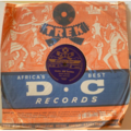 BANTU ACTORS - Silapa nje natina / Ndimi lo - 78 rpm