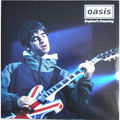 OASIS - England's Dreaming (lp) Ltd Edit Colored Vinyl -E.U - 33T