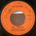 ORCHESTRE POLY-RYTHMO DE COTONOU - iya me dji kibi ni / que yo suei - 7inch (SP)