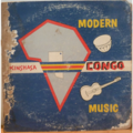 ORCHESTRE VOLCAN - Kinshasa vol 1 - Modern Congo music - LP