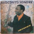 AVOLONTO HONORE & POLY RYTHMO - La mort n'a pas de date fixe - LP