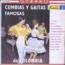 CUMBIAS Y GAITAS FAMOSAS DE COLOMBIA - (various) - LP