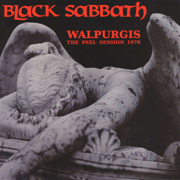 Black Sabbath Walpurgis - The Peel Session 1970 (lp)