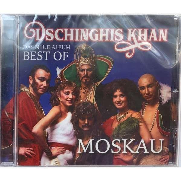Dschinghis Khan Moskau - Das Neue Best Of Album