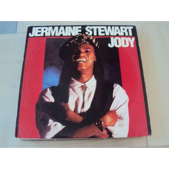 Jermaine Stewart Jody (Dance mix / Dub mix / Extended version / Single version) 1986 USA (MAXIBOXLP)