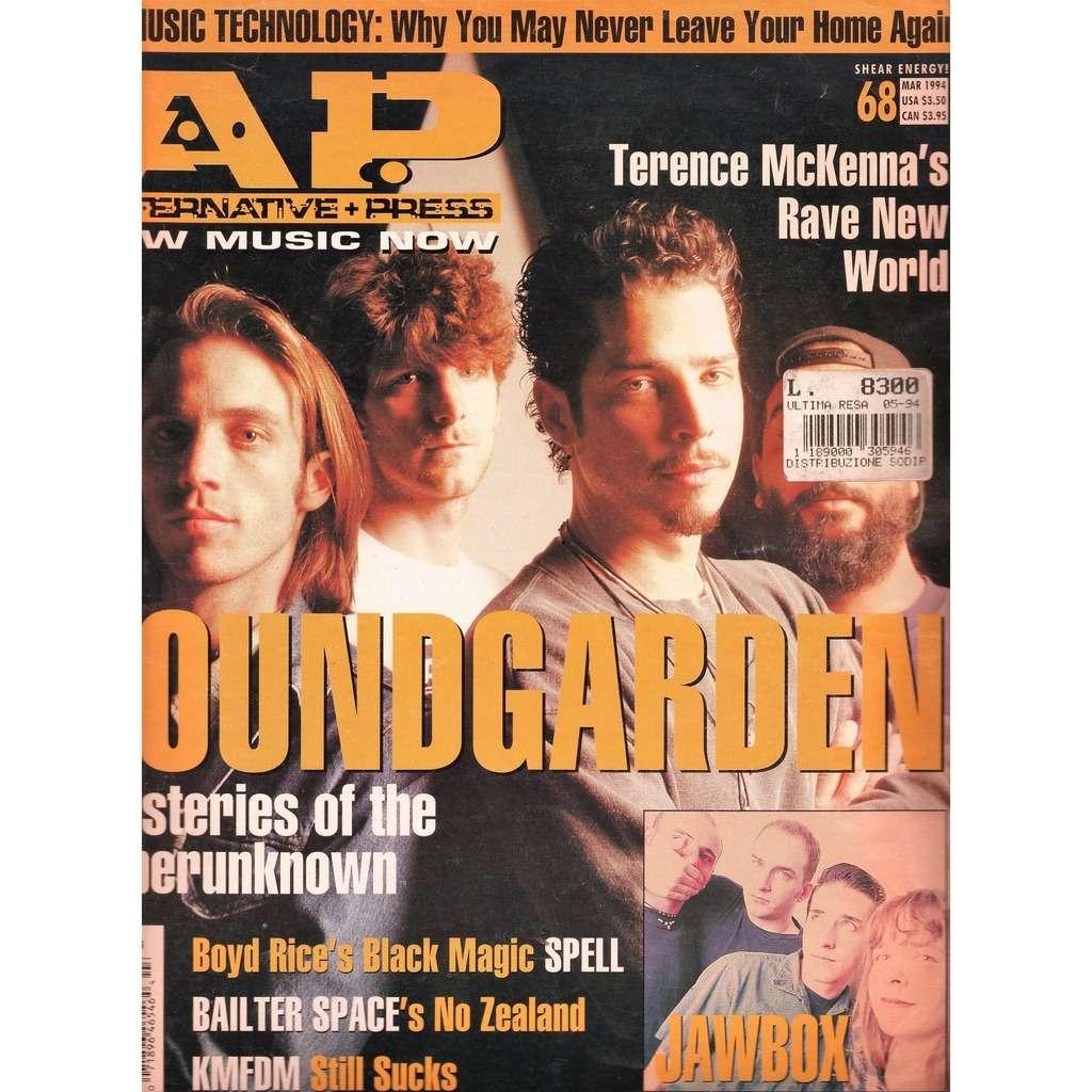 a p alternative press n 68 march 1994 usa 1994 soundgarden