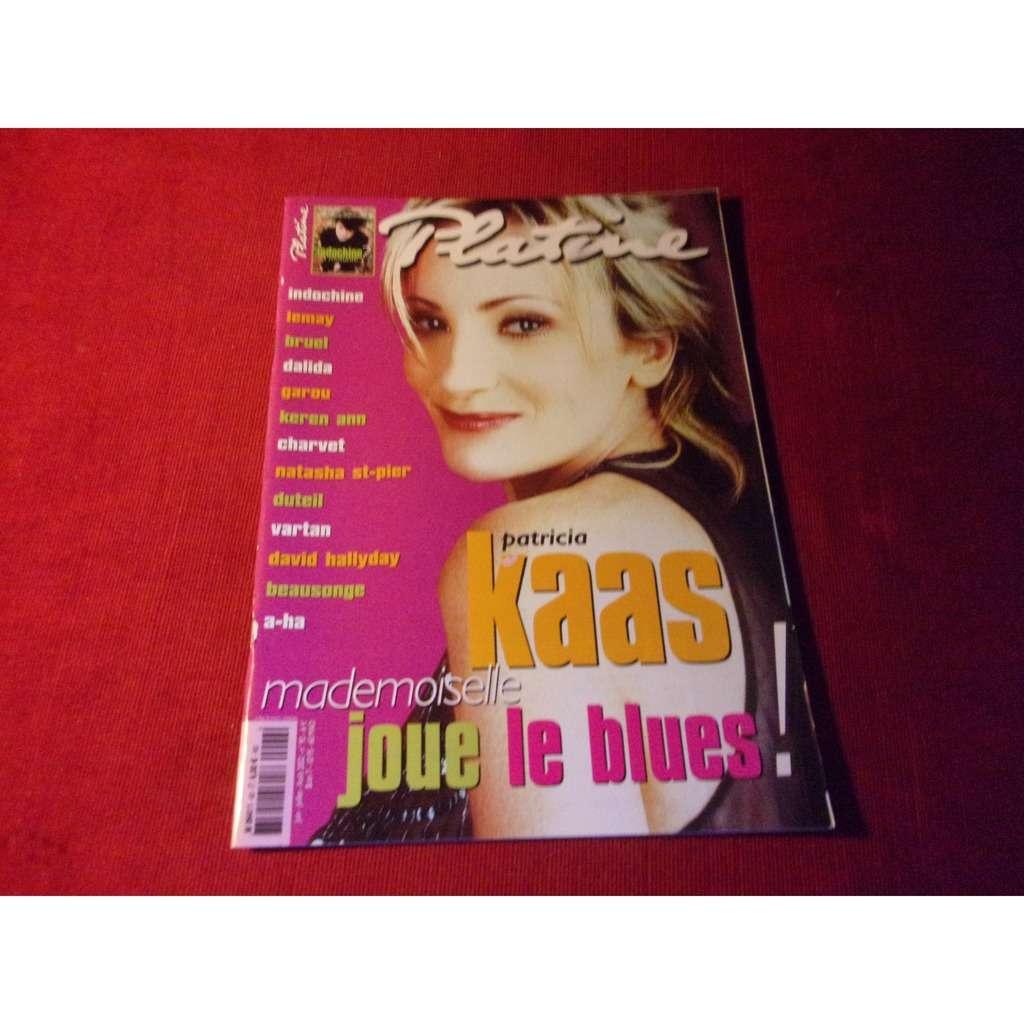 KAAS Patricia PLATINE AOUT 2000