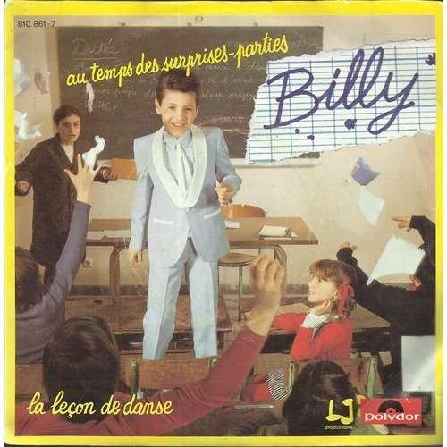 Billy Au temps des surprises-parties