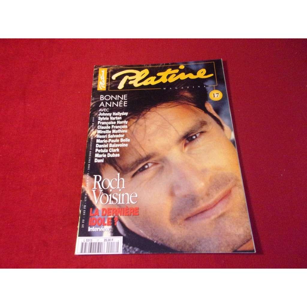 roch voisine PLATINE JANVIER 1995