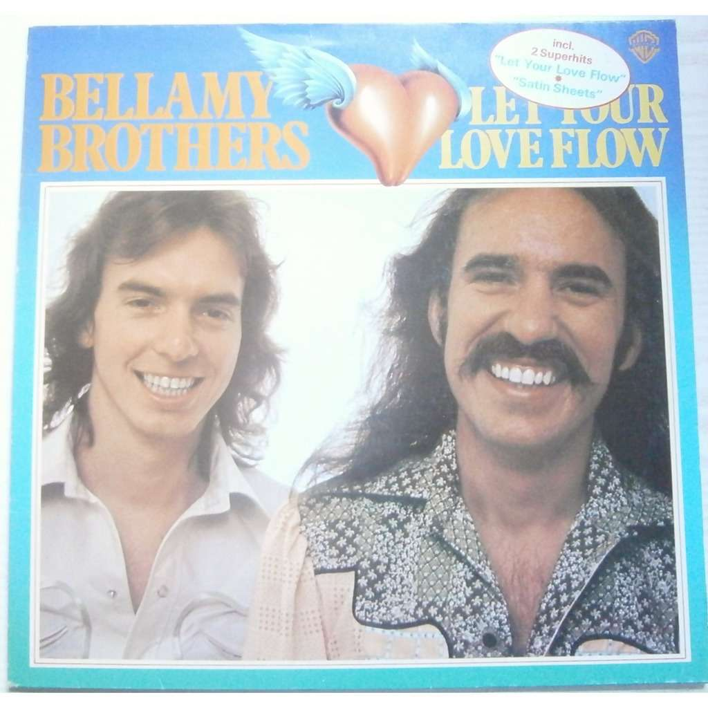 Bellamy Brothers Let Your Love Flow