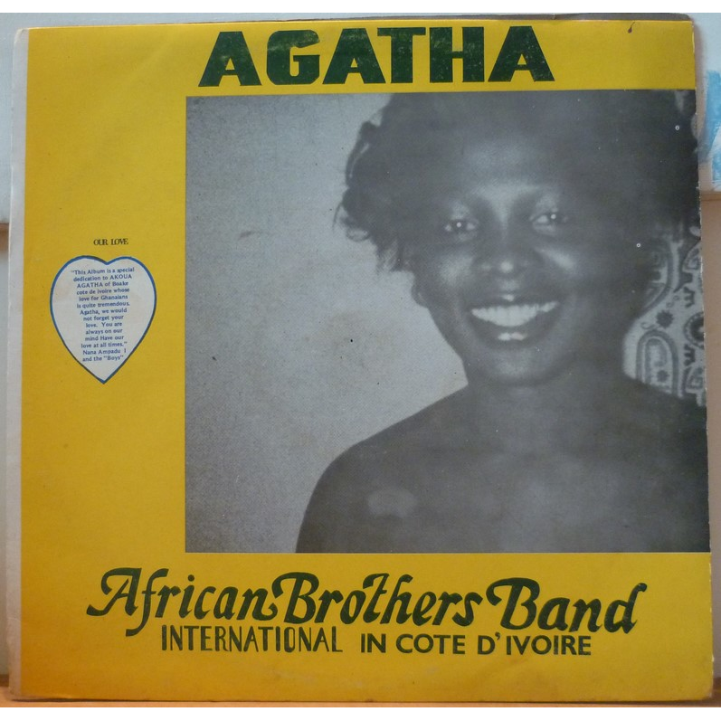 AFRICAN BROTHERS BAND Agatha
