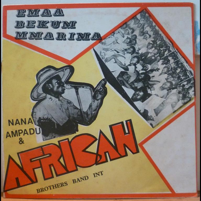 AFRICAN BROTHERS BAND Emaa bekum mmarima