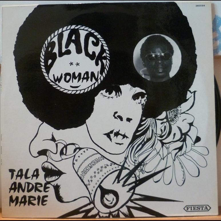 TALA ANDRE MARIE Black woman