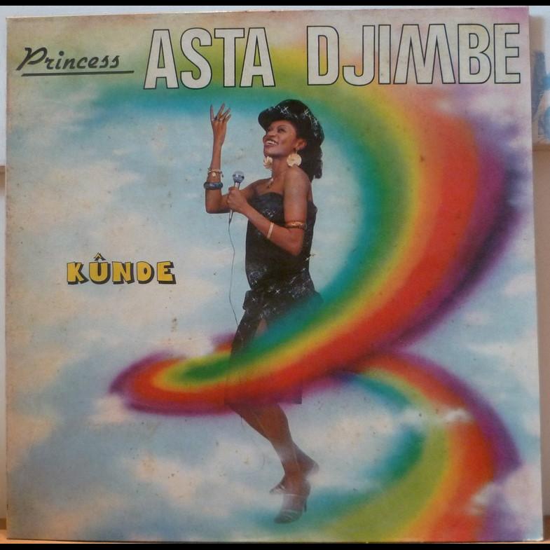 PRINCESS ASTA DJIMBE Kunde