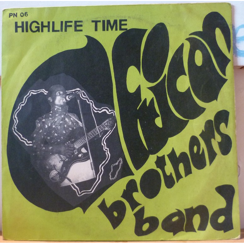 AFRICAN BROTHERS BAND Highlife time