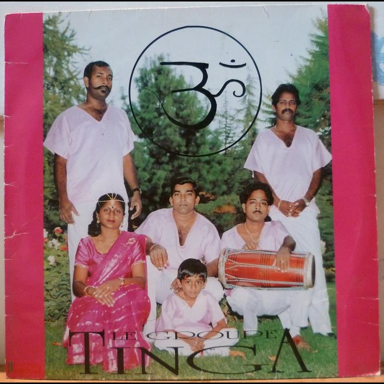 LE GROUPE TINGA La musique antillo indienne de la Guadeloupe
