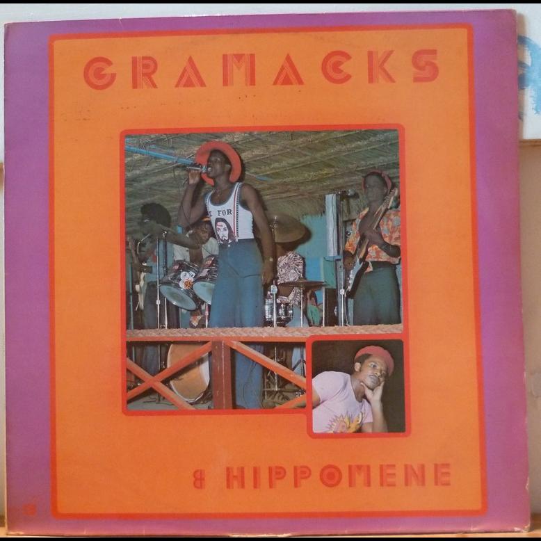 GRAMACKS & HIPPOMENE S/T -Ou pa ni l'agent
