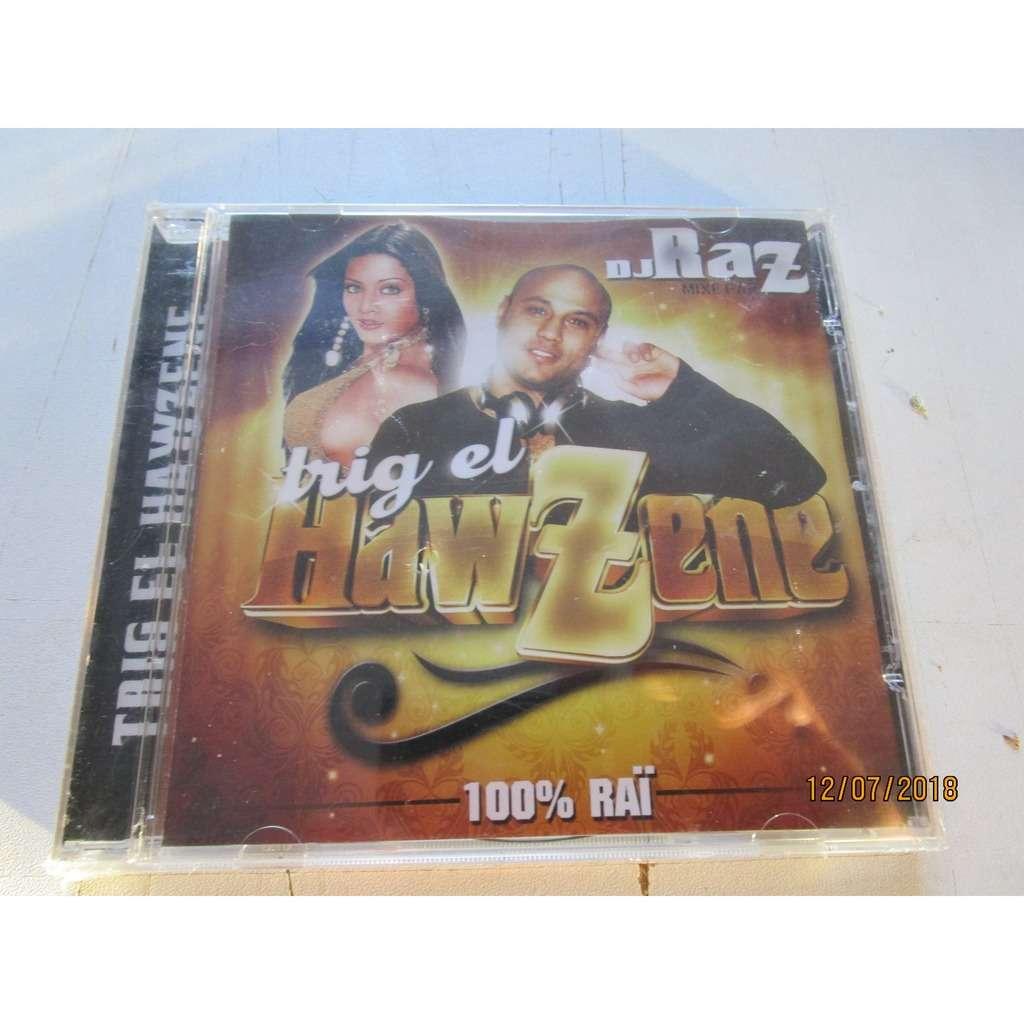 DJ Raz Trig El Hawzene