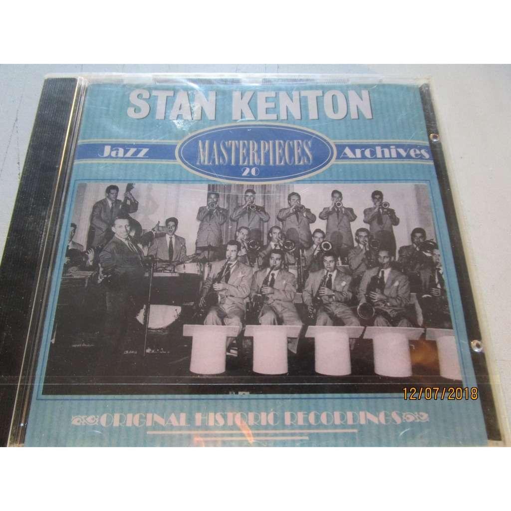 Stan Kenton Stan Kenton - Taboo, Série Masterpieces (21 Tracks)