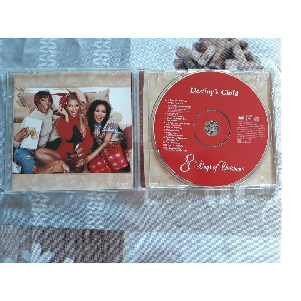 Destiny\'s child - 8 days of christmas (cd, album) de Destiny\'S Child ...