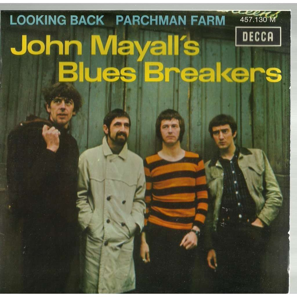 john mayall & the bluesbreakers looking back