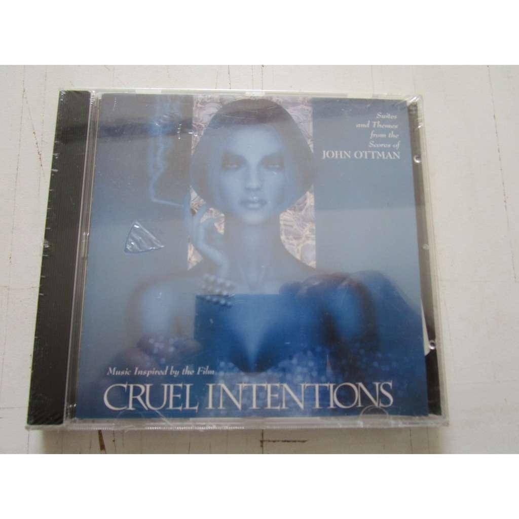 Compilation musiques de films Cruel Intentions