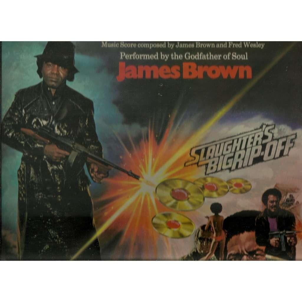 james brown slaughter's big rip-off