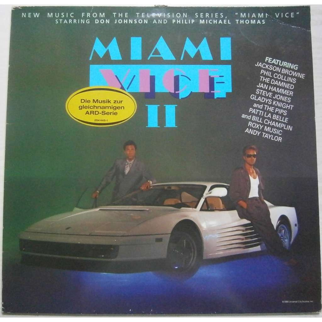 divers artistes - various artist miami vice II