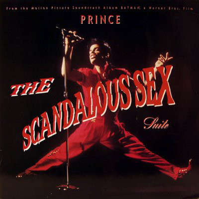 PRINCE the scandalous sex suite - 3 tracks (feat. Kim Basinger) / sex / when 2 R in love