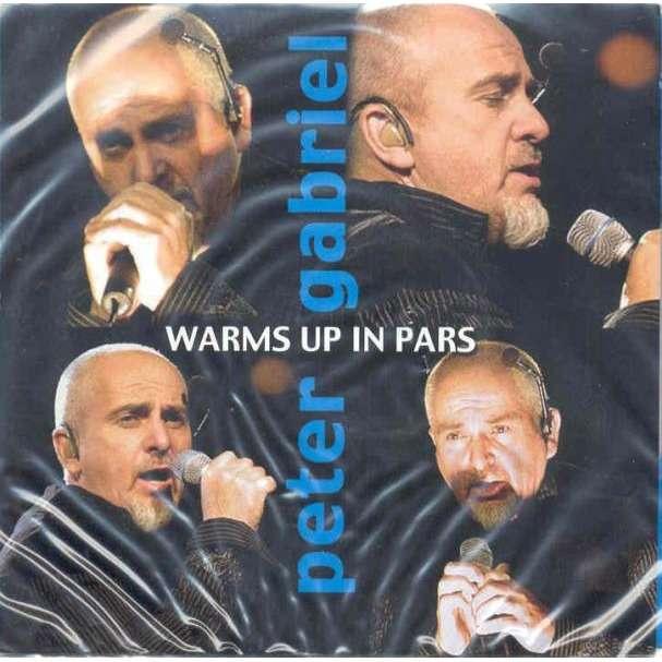 Genesis / Peter Gabriel Warms up in Paris (Studio 104 Maison De La Radio 24.10.2002)