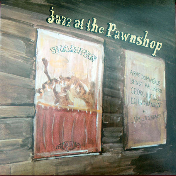 arne domnerus Jazz at the Pawnshop