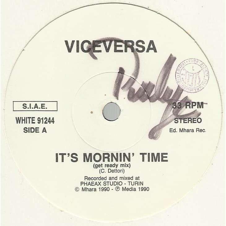 VICEVERSA it's mornin' time - 3mix