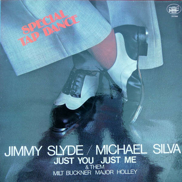 Jimmy Slyde & Michael Silva Special tap dance