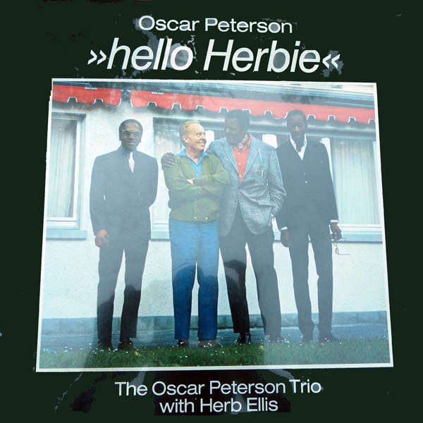 The Oscar Peterson Trio Hello herbie