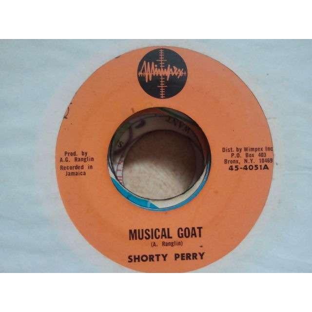 SHORTY PERRY / WINSTON GRENON & J.JACKSON MUSICAL GOAT / STINGING DUB ORIG.