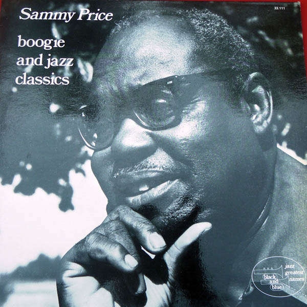 Sammy Price Boogie and jazz classics