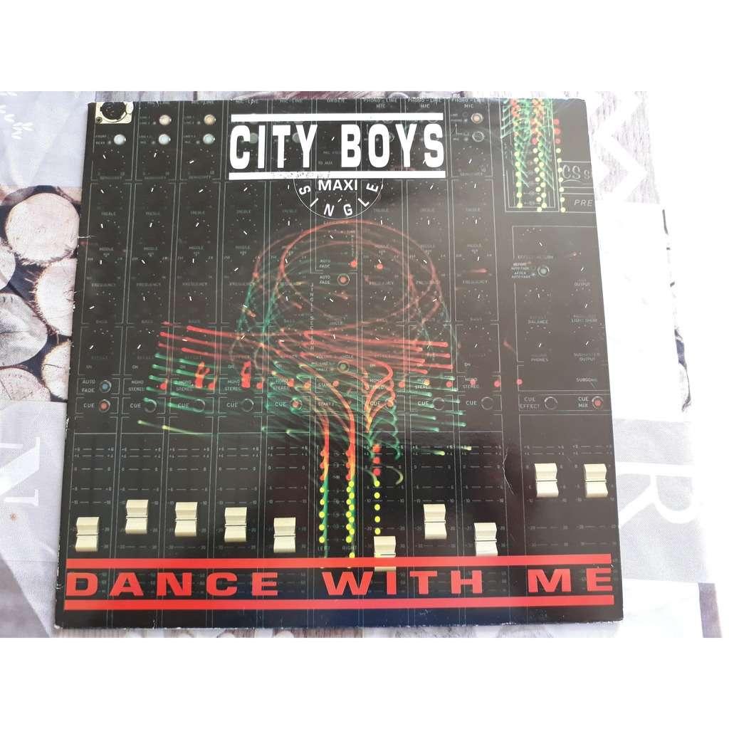 City Boys - Dance With Me (12) City Boys - Dance With Me (12)