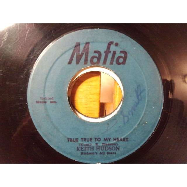 KEITH HUDSON / BIG YOUTH TRUE TRUE TO MY HEART / ACE NINETY SKANK ORIG.