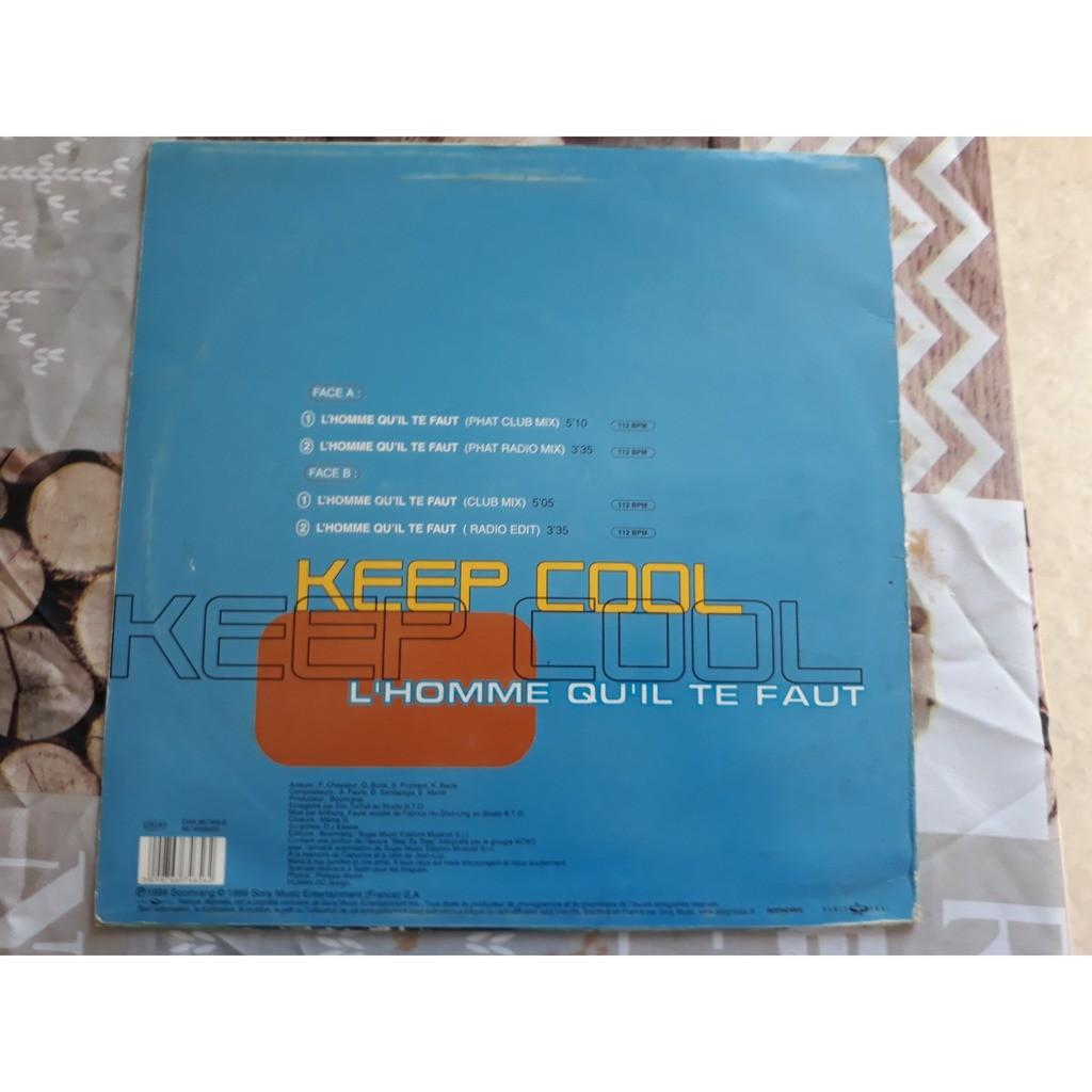 Keep Cool - L'homme Qu'il Te Faut (12) Keep Cool - L'homme Qu'il Te Faut (12)