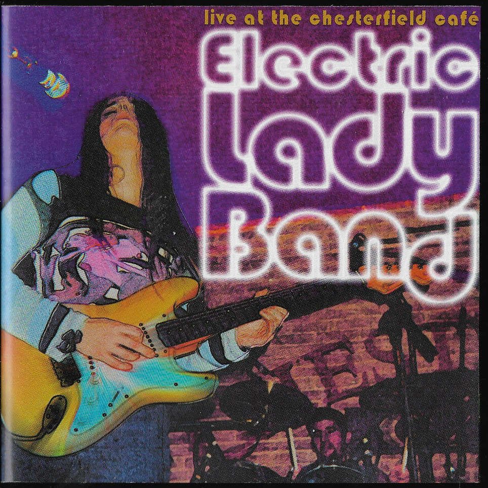 eletric lady band live at the chesterfield café