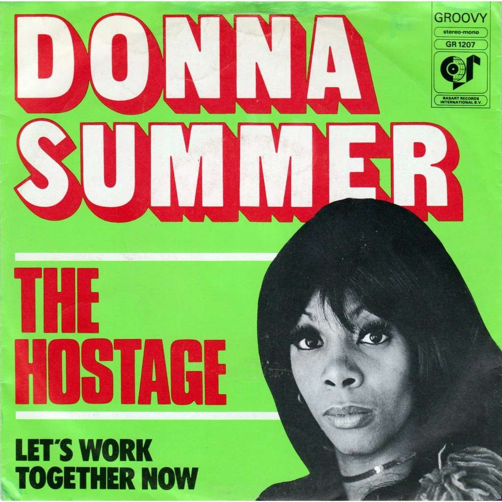 Donna Summer The Hostage ( Netherlands )