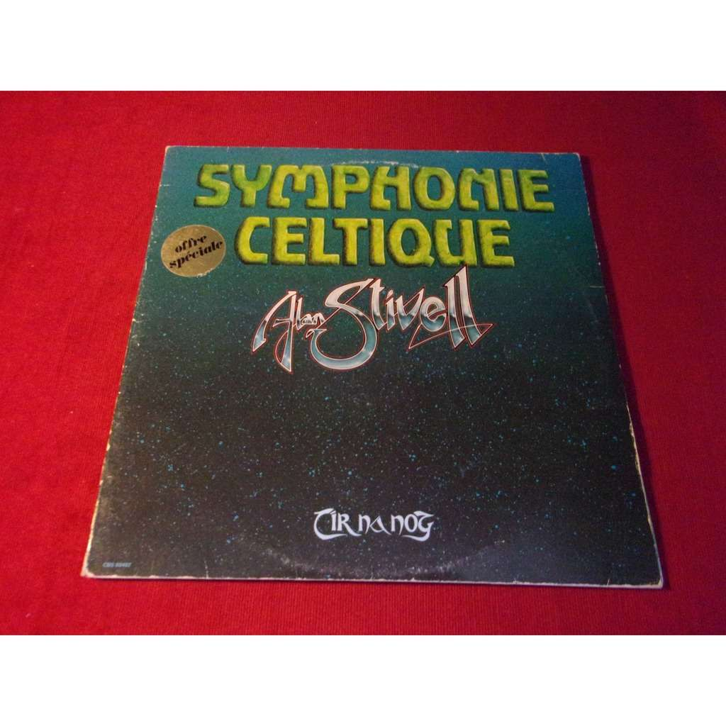 Alan Stivell Symphonie Celtique
