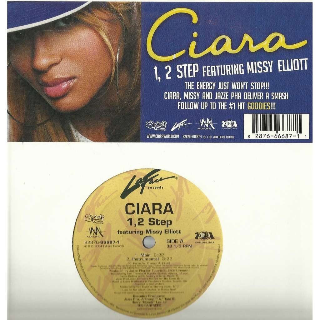 CIARA Feat MISSY ELLIOTT 12 Step