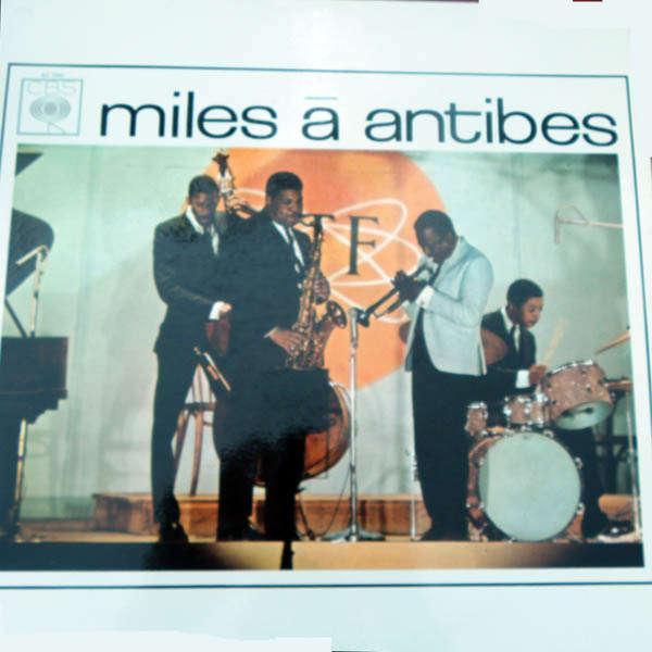 Miles Davis Miles à Antibes