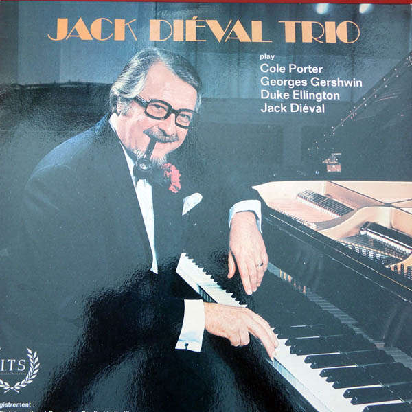 Jack Diéval trio play Cole Porter,....