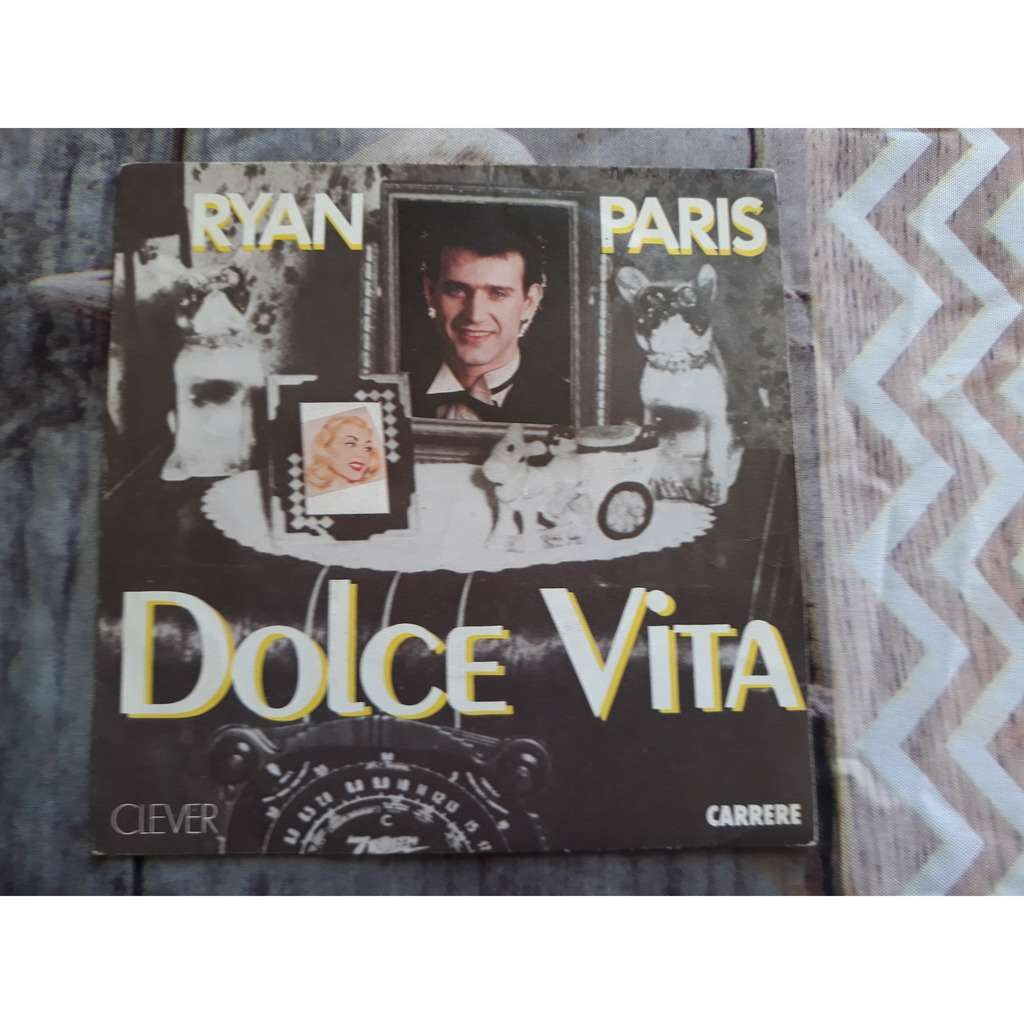 Ryan Paris - Dolce Vita (7, Single, Inj) Ryan Paris - Dolce Vita (7, Single, Inj)